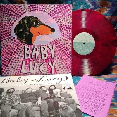 Baby Lucy LP – 150 Gram Vinyl