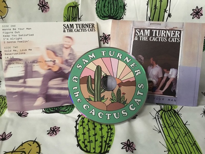 SOLD OUT ): Sam Turner & the Cactus Cats •