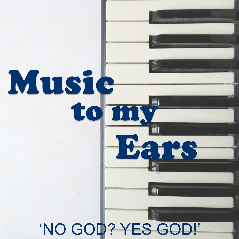 No God? Yes God!