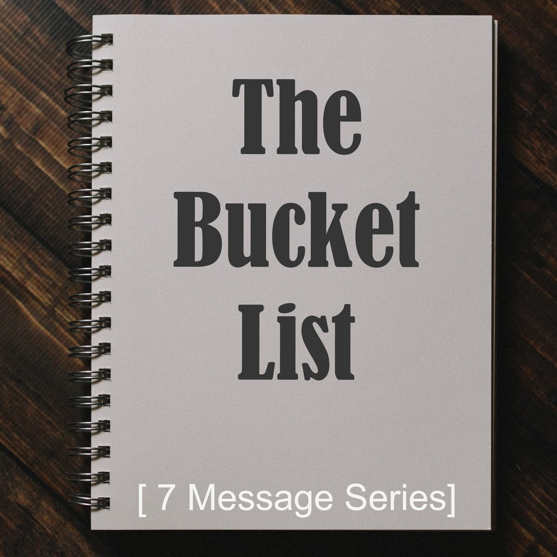 The Bucket List (Series)