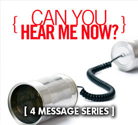 Can You Hear Me Now? (Series)
