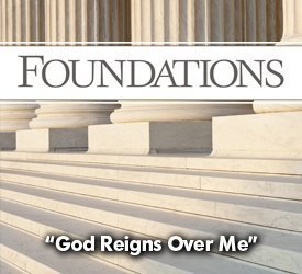 God Reigns Over Me