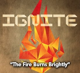 The Fire Burns Brightly