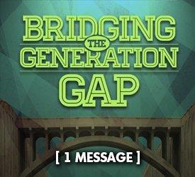 Bridging the Generation Gap