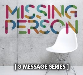 Missing Person (Series)