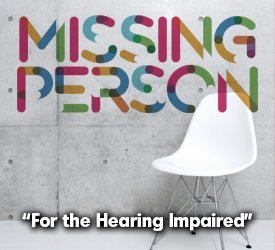 For the Hearing Impaired