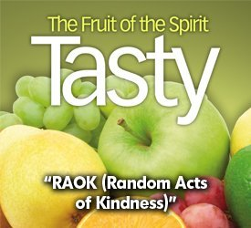 RAOK (Random Acts of Kindness)