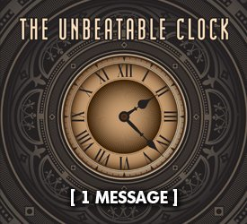 The Unbeatable Clock