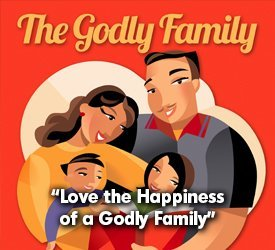 Love: The Happiness of a Godly Family
