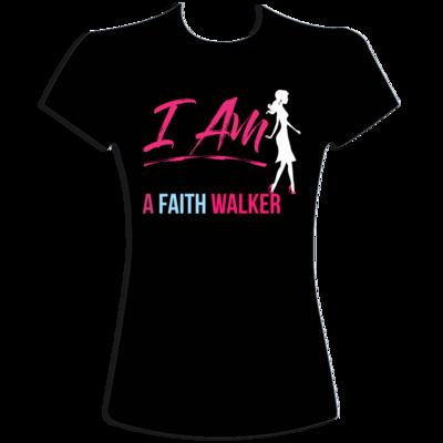 Faith Walker t-shirt (black)