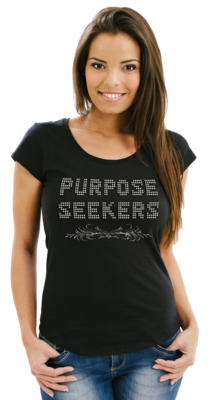 Purpose Seekers t-shirt
