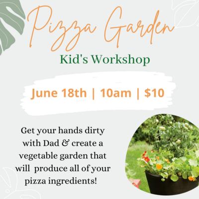 Pizza Garden | June 18th