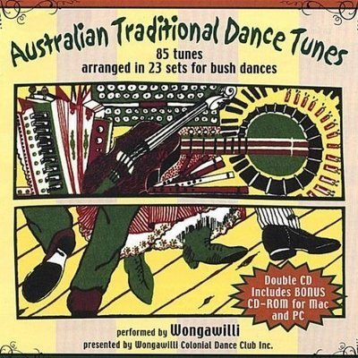 Australian Traditional Dance Tunes Volume 1 - Double CD