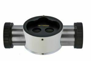 Cap binocular dublu extensiv cu inclinatie 30 grade