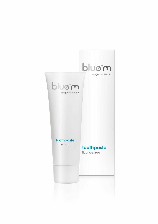 bluem® [pastă de dinți fără fluor - 75 ml]