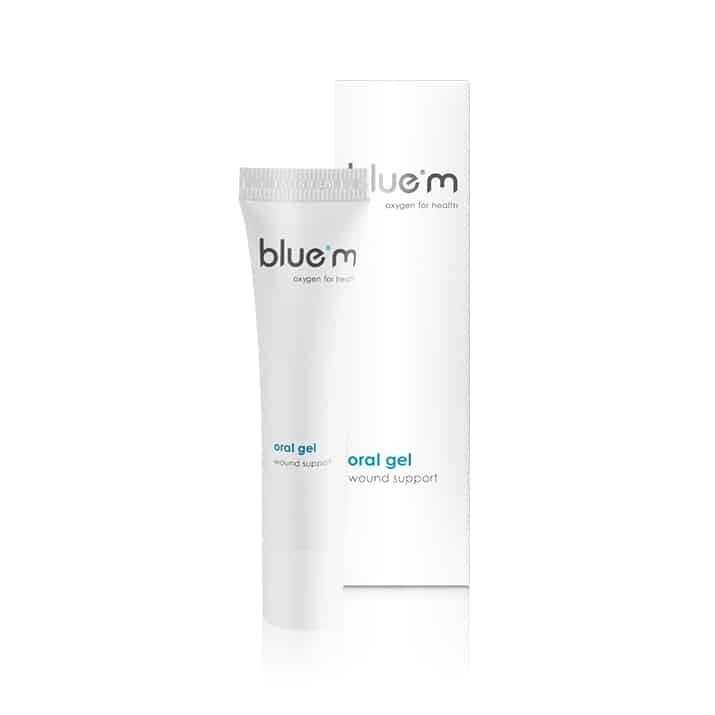 bluem® Gel oral cu oxigen