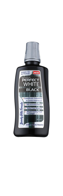 Apa de Gura Beverly Hills Formula Perfect White Black 500ml