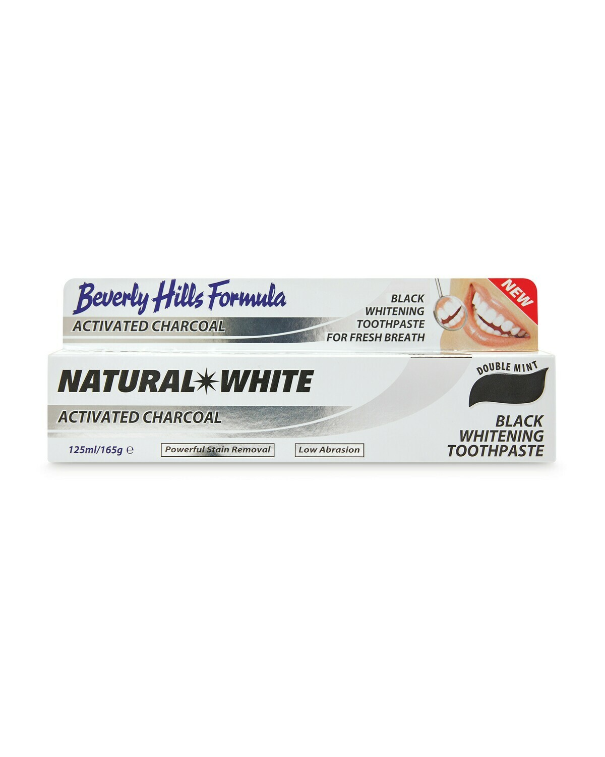 Beverly Hills Formula Activated Charcoal 125ml