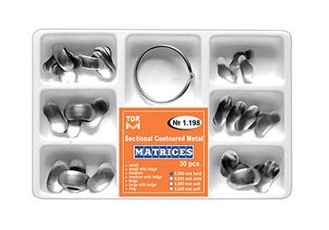 Set matrice sectionate conturate assortate