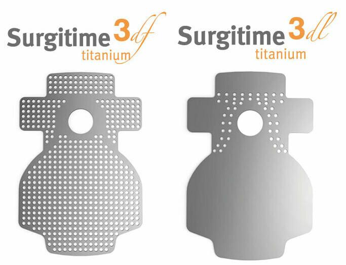 Sugitime Titanium 3DF/3DL