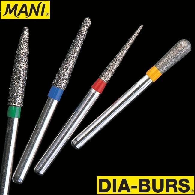 Freze Diamantate (Diamond Burs)
