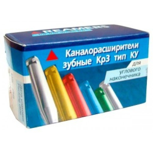 K-files Reamers, Rusia