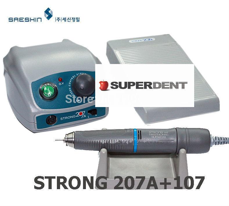 Micromotor 207A/107 set