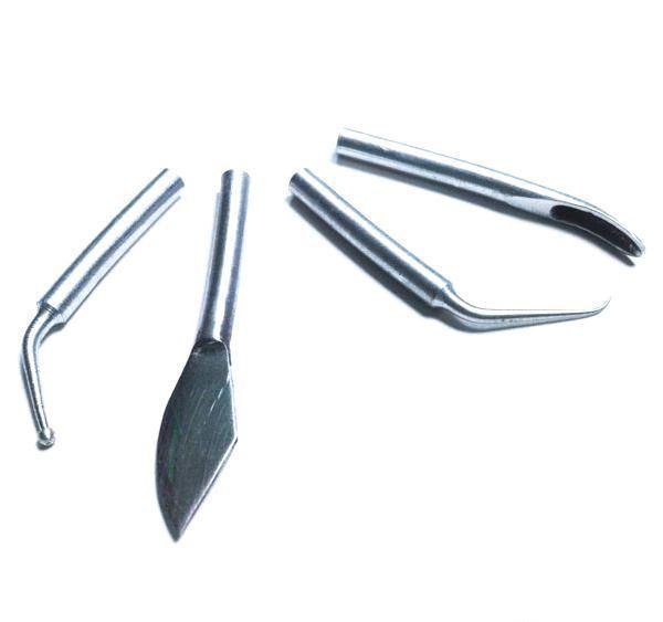 Capuri p/u spatula electrică