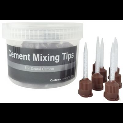 Cement mixing tips EsFlow
