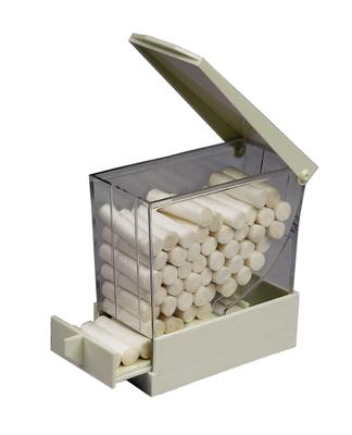 Dispenser pentru rulouri