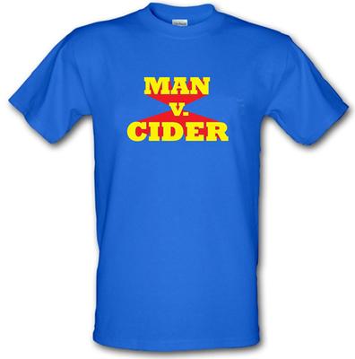MAN VS CIDER