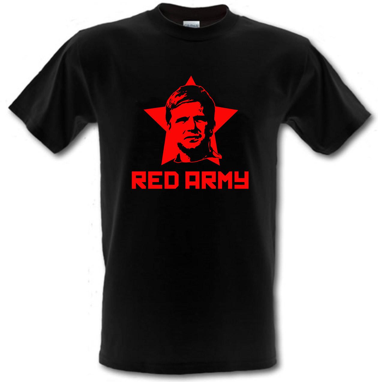 EDDIE HOWE- RED ARMY