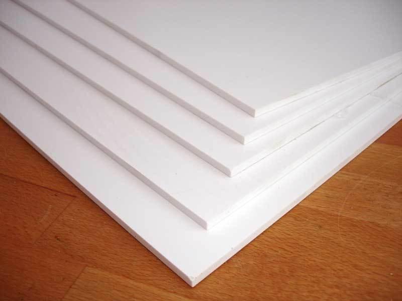Rótulos en PVC de 48 Pulgadas