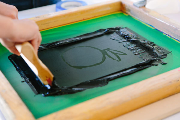 "Placa ""Screen""  para Serigrafia"