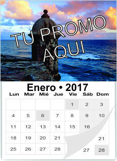 """Calendario 4"""" x 3"""""""
