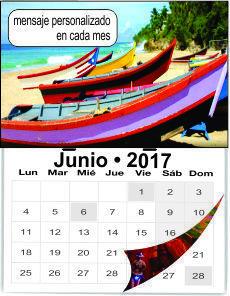 Calendario Formato Revista