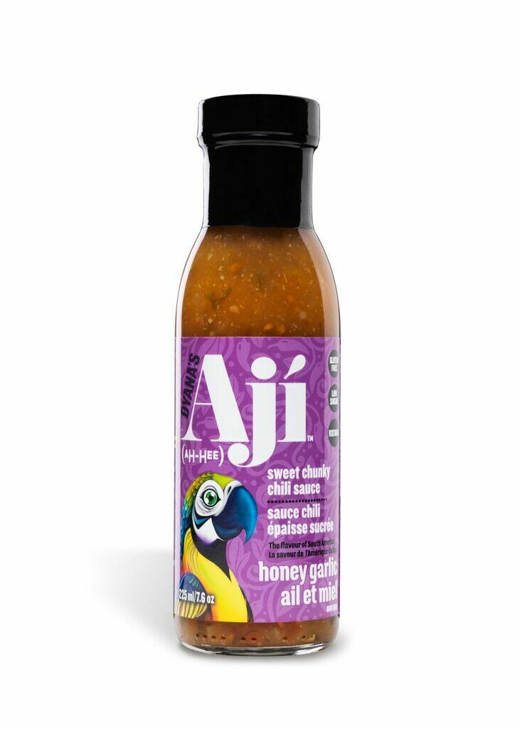 Aji Honey Garlic (225 ml)