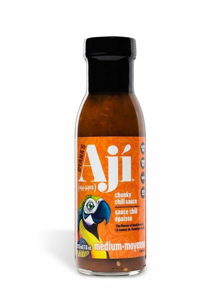 Aji Medium Hot (225 ml)