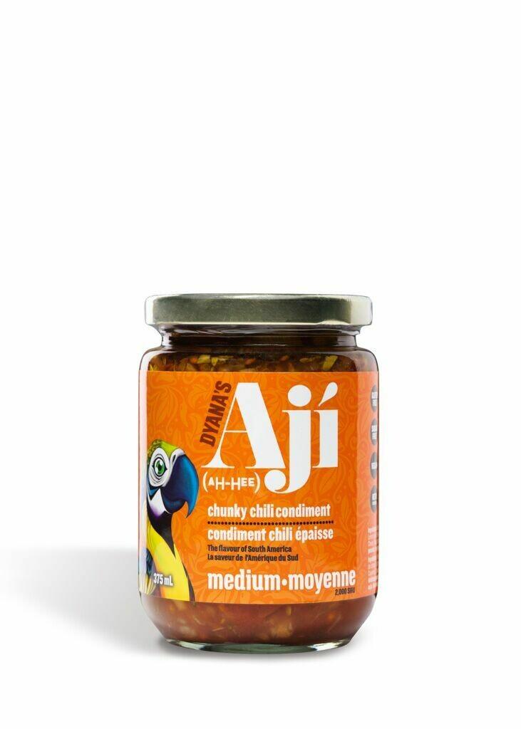 Aji Medium Hot, Jar