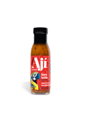 Aji Burn, Hot Sauce (225 ml)