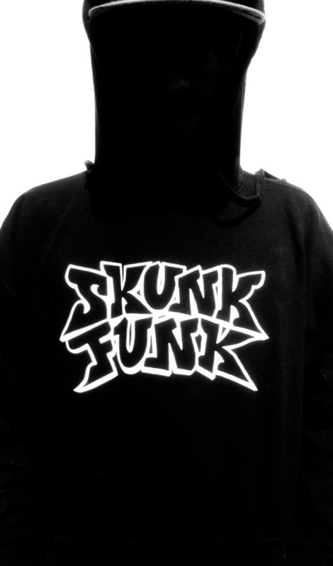 Skunk Funk Hoodies - Official Logo
