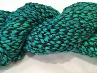 Breezy Hill Cottage-Milled, Corded Yarn - Emerald