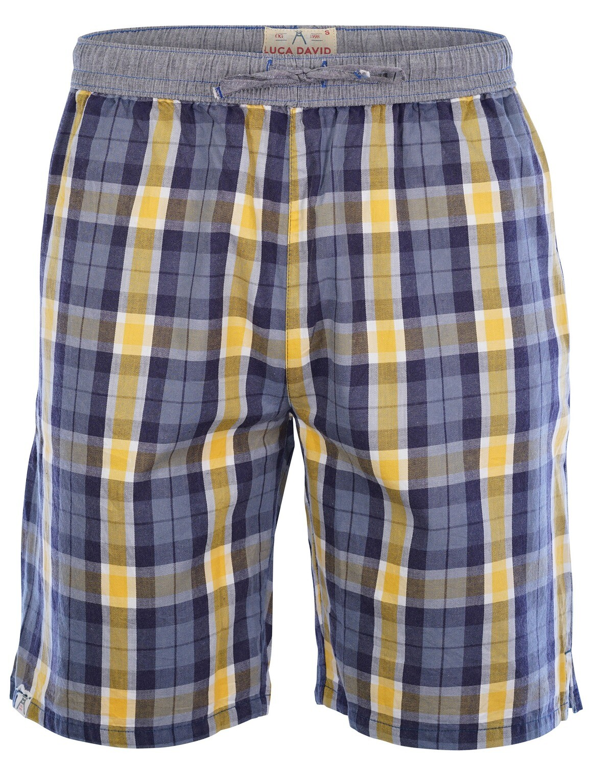 LUCA DAVID Olden Glory Mens Bermuda-Shorts