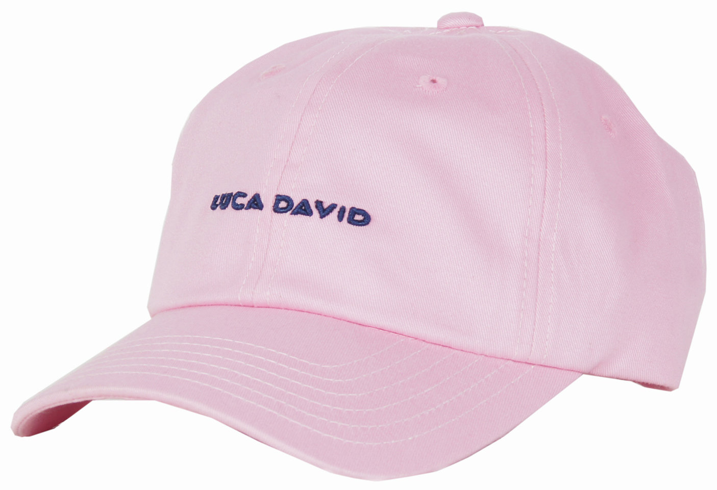LUCA DAVID restricted Cap in Farbe rosa