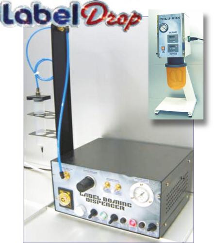 E36 LABELDROP doming system
