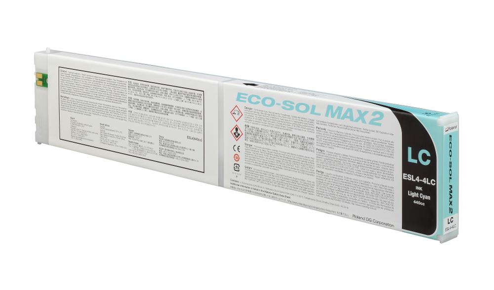 ECO-SOL MAX2 ink cartridge light cyan 440ml