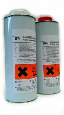 SET HARD EMBLEM T826 / K866