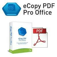 eCopy PDF Pro Office Download (Must already have the Product key) Software download only!