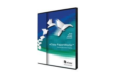 eCopy Paperworks Download (Must already have the Product key) Software download only!