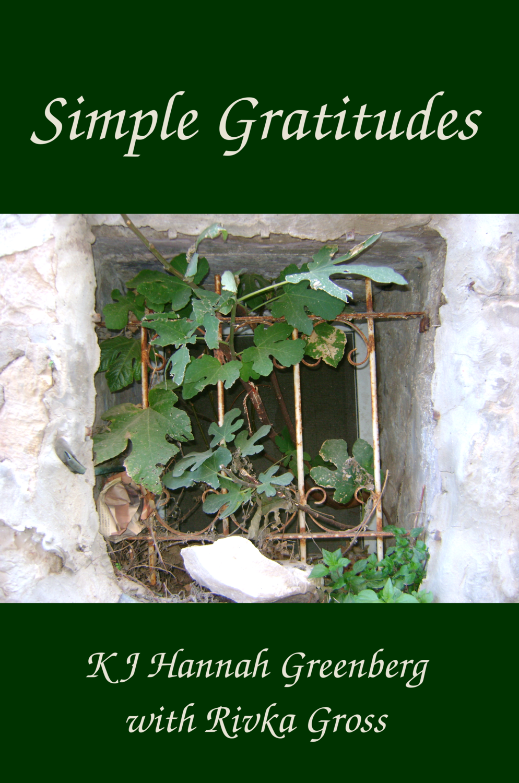 Simple Gratitudes, by K.J. Hannah Greenberg